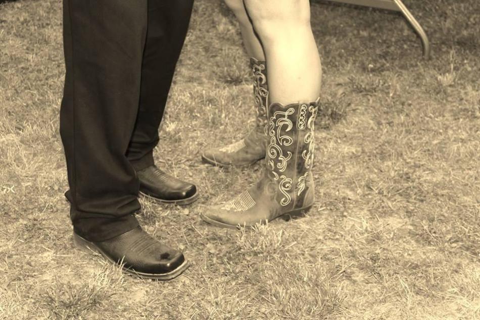 boots wedding