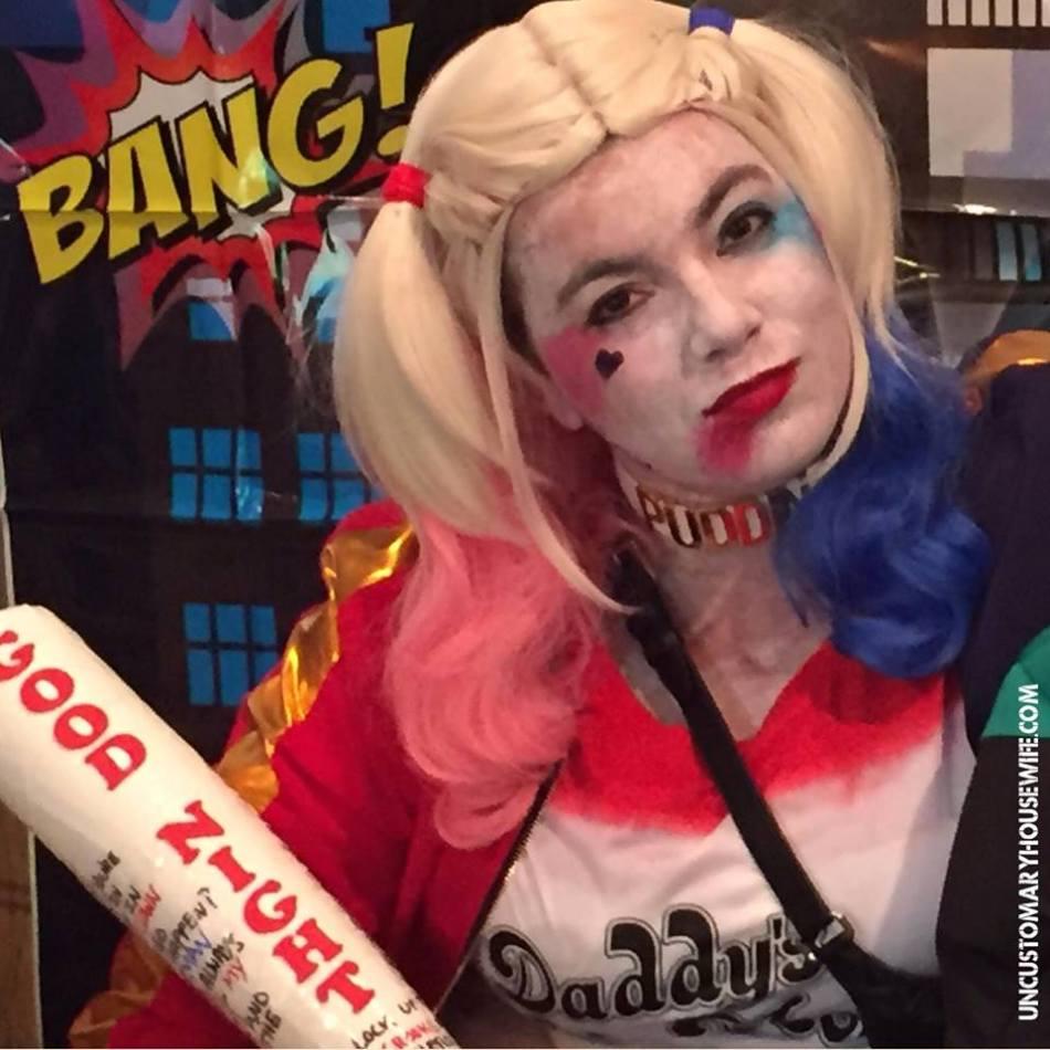 Harley Quinn Costume 1