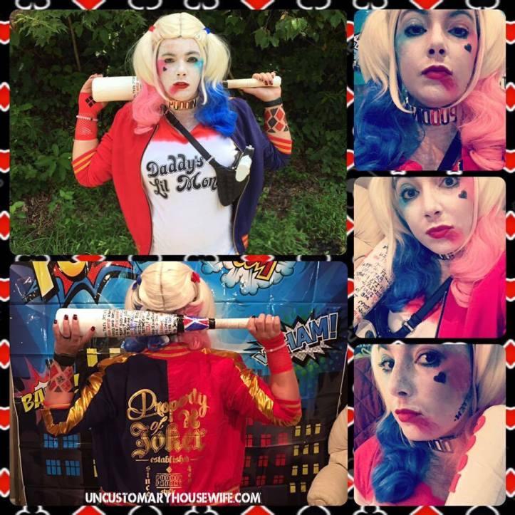 Harley Quinn Costume 2