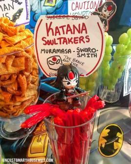 Katana Soultakers