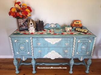 antique-buffet