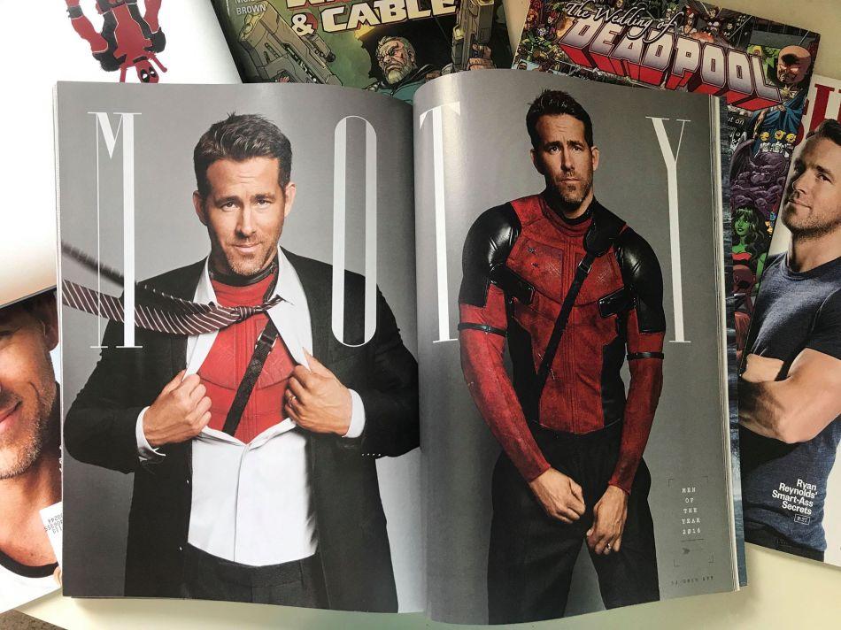 Ryan Reynolds MOTY