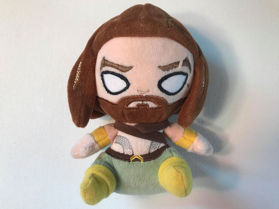 AquaMan Plush