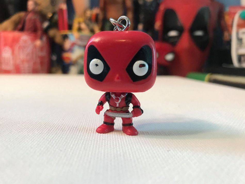 Deadpool Anxiety